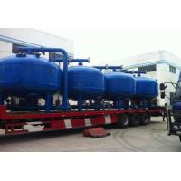 Quality High Flow Sand Filter Cleaner For Industrial , Automatic Control And High-Speed wholesale