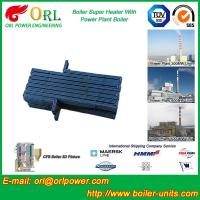 Quality Power Station Steam Superheater / Convective Superheater In Boiler wholesale