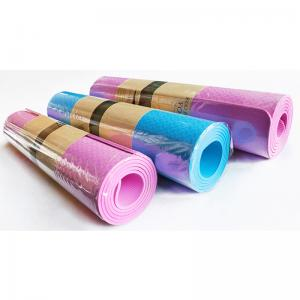 Quality Gym / Home Use Fitness Workout Accessories Yoga Mat wholesale