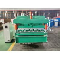 Quality High Perofrmance Roof Tile Roll Forming Machine Durable Electrical Motor wholesale