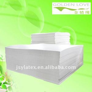 China latex rubber mattress on sale