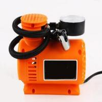 China Orange Auto Air Compressor Portable , 250psi Plastic Air Pump For Car Tires on sale