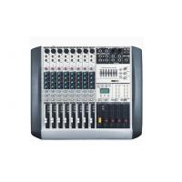 Quality 8 Channel DJ Audio Mixer , Professional USB mixing consoler wholesale