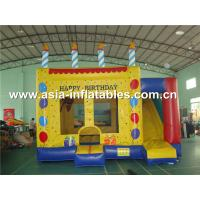 Quality Dreamland Inflatable Combo Bounce House slide inflatable bouncer wholesale