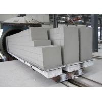 Quality Light Weight AAC Block Manufacturing Plant Fly Ash Brick 380kw - 450kw wholesale