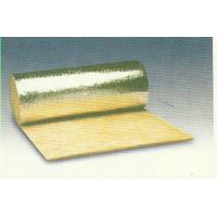 Quality Thermal Rockwool Insulation Blanket Flexible Faced With Aluminum Foil wholesale