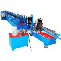 High Strength Corrugated Cold Roll Forming Machine With 7 Inches Touch Screen