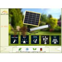 Buy cheap Exterior Solar Powered Torch Light , Poly - Sillicon Solar Powered Led Lights For Camping from wholesalers
