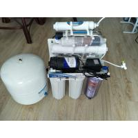 Quality reverse osmosis 7 stages 50GPD with UV and PH8.5 home use water filter wholesale