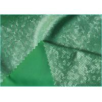 Quality Beautiful Shattered Glass Hologram Mystique Spandex Fabric with Soft Handfeel wholesale