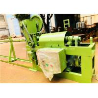 China Automatic Counting Steel Wire Straightening Cutting Machine / Straightening Wire Machine on sale