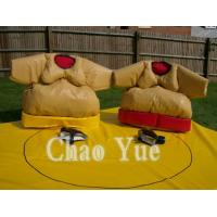 Quality Inflatable Sumo Suit for Sale, Inflatable Sumo Wrestling Game (CY-M1907) wholesale