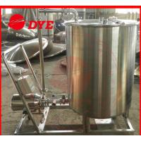 Quality Moveable Cip Cleaning System Commercial , Washing Machine Flat Bottom wholesale