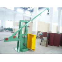 Quality Customised Size Steel Wire Drawing Machine With Payoff Reels / Cutting Wire Machine wholesale