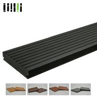 Quality Waterproof Bamboo Deck Boards With Smooth Easy Prolapse Concrete Surface wholesale