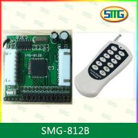 Quality SMG-812B 12 channel remote controller without realy wholesale