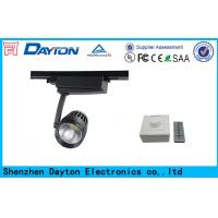 Quality Modern White LED Track Lighting 40W , DMX Dimmable And Wifi Style wholesale