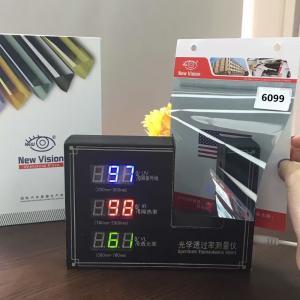 Quality Chip Dyed Building Construction Window Film , Nano Ceramic Window Sun Film wholesale