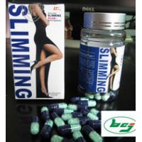 China GMP Approved Slim Fast Diet Pills , Natural Max Slimming Plus Dietary Supplement on sale