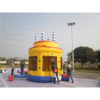 Quality Birthday Cake Bouncy Castle (CYBC-55) wholesale