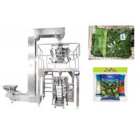 Quality 800ml Or 2000ml Volume Multi Head Weighing And Packing Machine For Dry / Fresh Vegetable wholesale