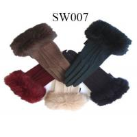 Quality ladies wool gloves SW007 high quality fashion gloves warm glove wholesale