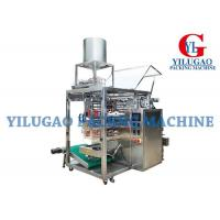 Quality 4 Lane Ketchup / Sauce / Honey Packing Machine Automated Packaging Equipment wholesale