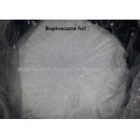 Buy cheap Effective Medical Powder Bupivacaine / Bupivacaine HCl with Longer Duration 2180 from wholesalers