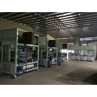 Quality Rotary Type Pulp Thermoforming Machine With Frequency Conversion Technology wholesale