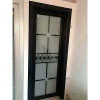China aluminum swing door sale Direct from the manufacturer toilet door on sale