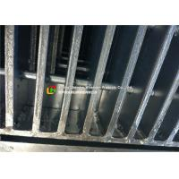 Buy cheap Highways Galvanized Heavy Duty Steel Grating With Automated Welding Process from wholesalers