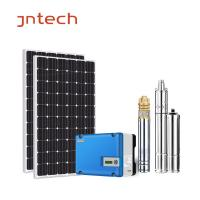 Buy cheap 7.5kw Solar Pump Irrigation System Drinking Water Treatment System With Solar from wholesalers