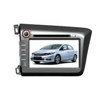 Quality Bluetooth Car GPS Navigation System 7 Inch With DVD-R VCD CD CD-R wholesale