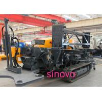 Quality Cummins Engine Horizontal Directional Drilling Machine Spindle Speed 0 - 76 R/Min wholesale
