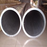 Quality Aircraft Structure / Truck Wheel Aluminium Hollow Pipe 100 - 6000mm Length wholesale