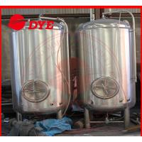 Quality Semi-Automatic Small Home Bright Beer Tanks For Wine 1 - 3 Layers wholesale