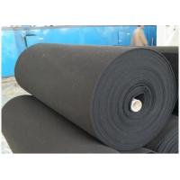 Quality 5-10 mm Thick Activated Carbon Filter Sheets For Painting Booth 250-600g/M2 wholesale