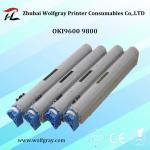 Quality Compatible for OKI9600 9800 toner cartridge wholesale