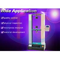 Buy cheap Lab Universal Testing Machine , Compressive Strength Testing Machine from wholesalers