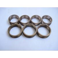 China Special Shape Torsion Coil Spring Rust Proof Carbon Steel / Stainless Steel Material on sale