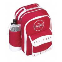 Quality Backpack Coca Cola Bistro Backpack New Coke Picnic Bag Coca Cola Backpack  student lunch bag Supplier wholesale
