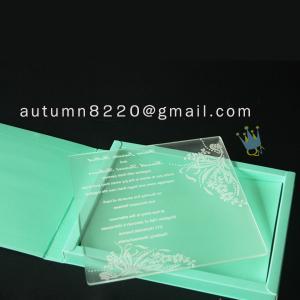 Quality wonderful pakistan wedding invitations wholesale