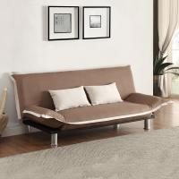 Quality 2 Pillow Modern Home Sofa Bed Pull Out For Added Versatility L195*W102 / 123*H90 / 32CM wholesale