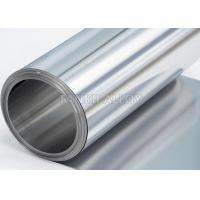 Quality 1.4725 FeCrAl134 Nicr Alloy Bright Surface Etching Resistance Alloy Ribbon wholesale