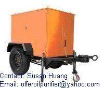 Quality Mobile Type vacuum Transformer oil Regenertion purifier wholesale