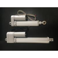 Quality Waterproof 24 Volt Dc Linear Electric Motor 30mm Stroke Travel Length 500N Load wholesale
