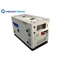 Quality Air Cooling 13kw Diesel Small Portable Generators 3 Phase / Single Phase wholesale