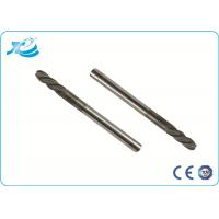 China Square 2 / 4 Flute End Mill Solid Carbide End Mill Diameter 16mm 20mm 25mm on sale