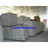 China Unshaped Insulating Castable Refractory Wear Resistance As Furnace Lining on sale