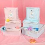 Quality Cartoon Unicorn  Baby Gift Box  Set with Hand Gift Box wholesale